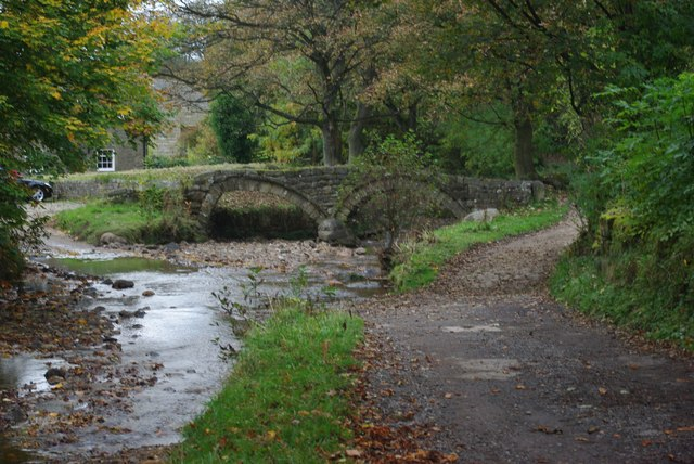 Packhorse bridge