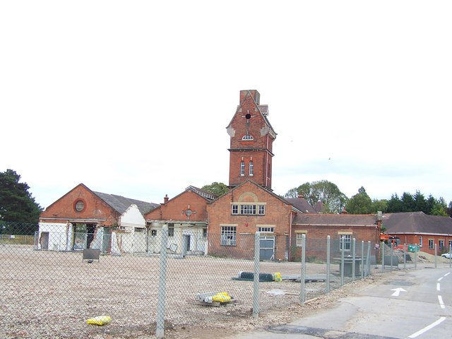 St. Ebba's Hospital redevelopment