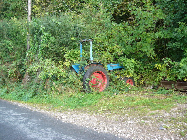Old Tractor, Levens