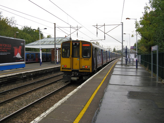 Hertford North Station Car Park
