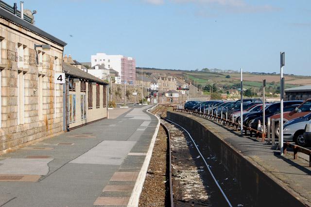 Penzance Railway Station Photo Survey 169 Andy F Cc By Sa