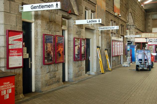Penzance railway station photo survey 169 andy f geograph britain