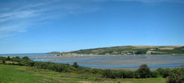 The Teifi Estuary