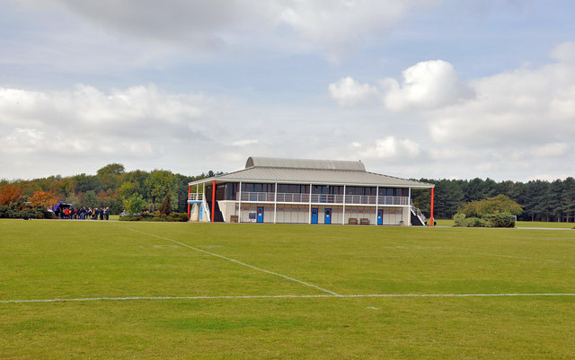 The Sultan Qaboos Pavilion - RAF College Cranwell