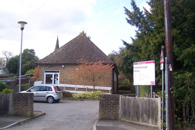 Hildenborough Library