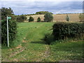 TL0062 : Bridleway to Knotting Lane by Shaun Ferguson
