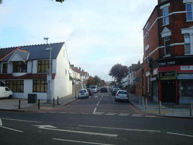 Langdale Road, Thornton Heath