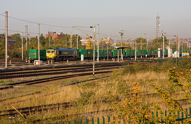 Cricklewood Railway Yards