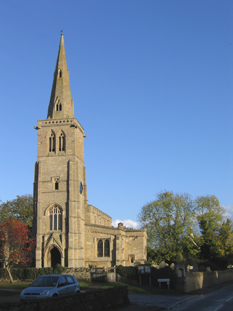 Parish church of St Nicholas, Swineshead, Beds