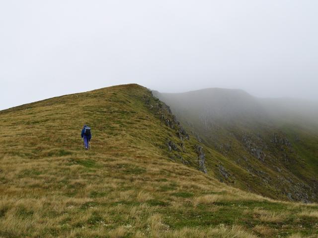 SE ridge, Sgurr a' Choire Ghlais