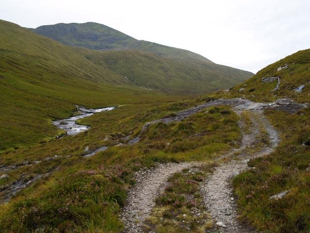 Track along Allt Doire nan Gillean