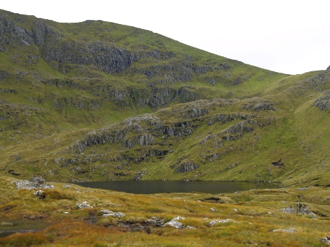 Loch Beag, Coire Gnada