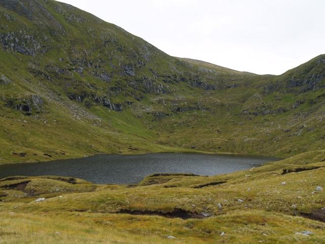 Loch Mor, Coire Gnada