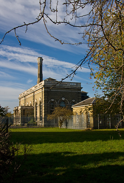 Cricklewood Pumping Station