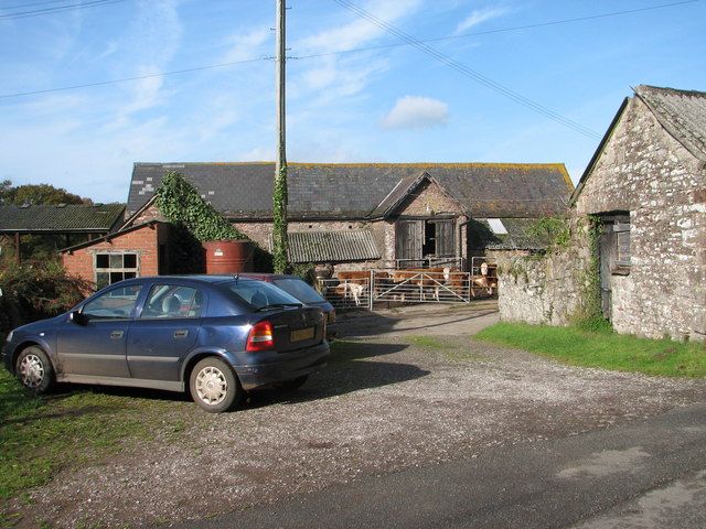 Barn at Fairoak
