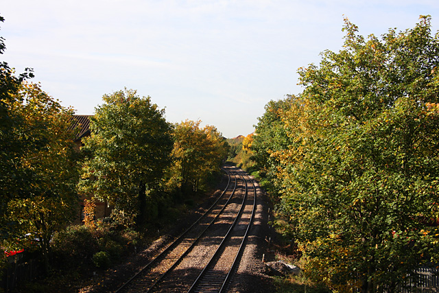 The Dudding Hill Line