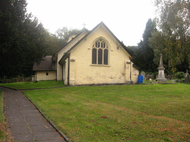 St Michael's Church, Llanvihangel Pontymoel