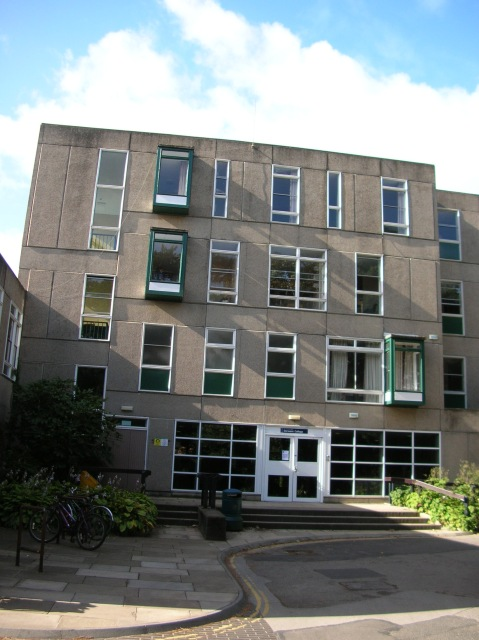 Entrance to Derwent College