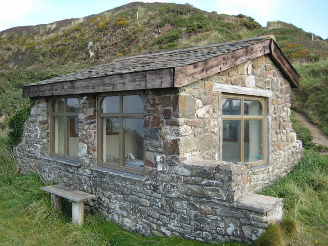 Cabaña de Ronald Duncan