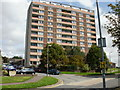 ST3389 : Greenwood Flats, St Julians, Newport by Jaggery