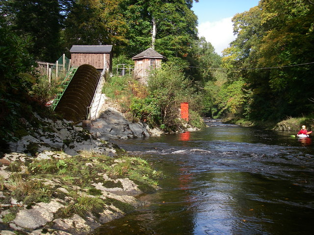 Hydro power on the Dart