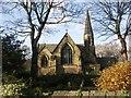 SE1528 : St Mark's Church - East End by Martin McCann