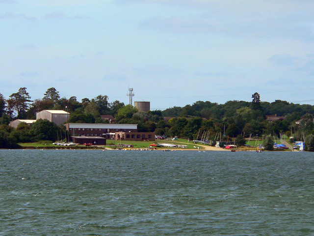 Grafham Water & Water Sport Centre