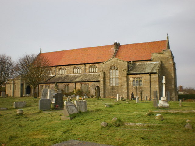 Church of St Mary, Vickerstown