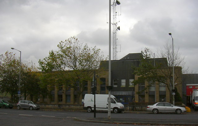 Colne Police Station, Craddock Road