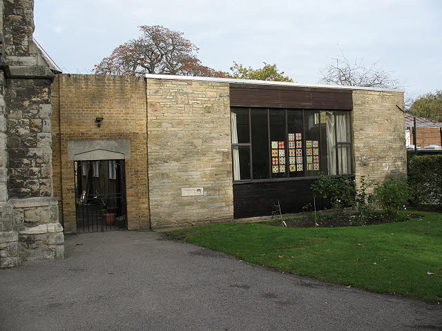 St Margaret's church hall