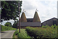 TQ7243 : Unconverted Oast House at Great Sheephurst Farm, Sheephurst Lane, Marden, Kent by Oast House Archive