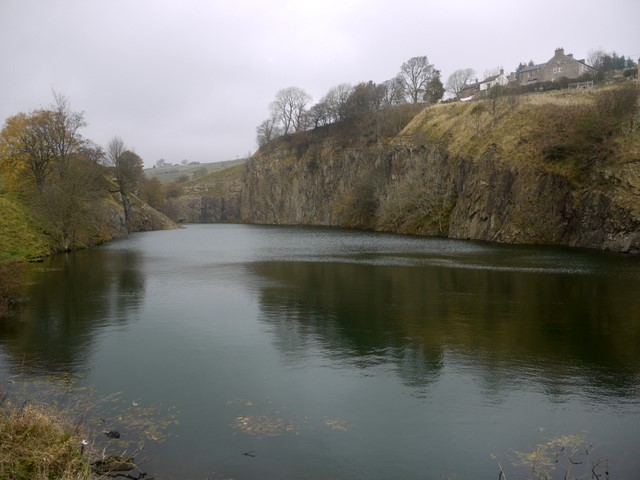 Copthill Quarry