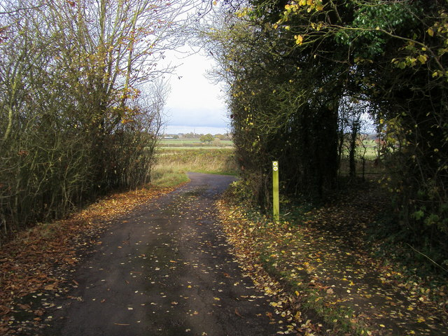 Footpath Junction