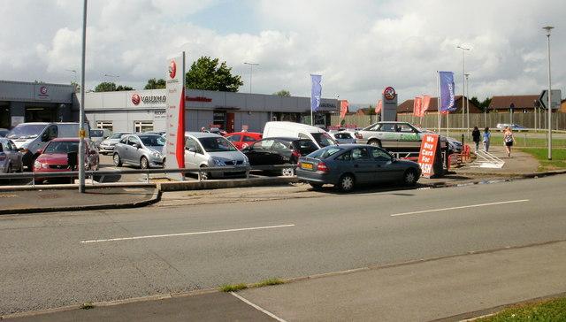 Car Dealers Newport Gwent