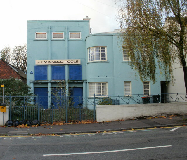 Former Maindee Swimming Baths Newport 169 Jaggery