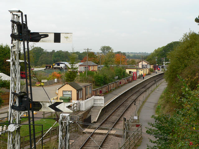 Pitsford and Brampton Station