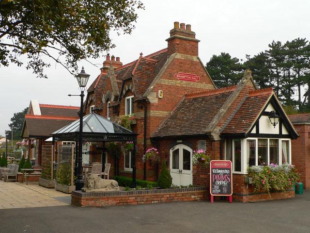 Brampton Halt Public House