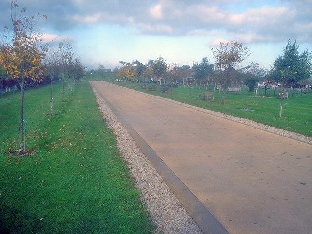 Yeomanry Avenue