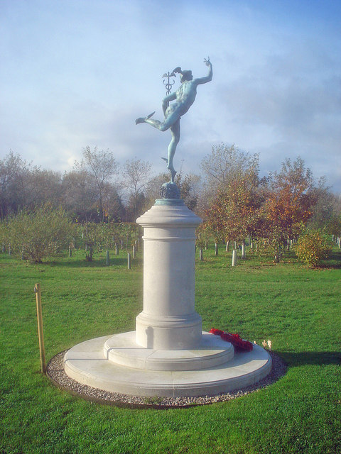 The Royal Corps of Signals Memorial