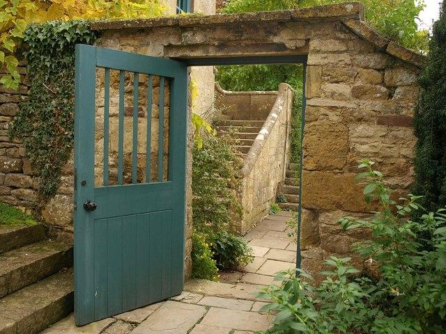 Door In Wall Snowshill Manor 169 Derek Harper Geograph
