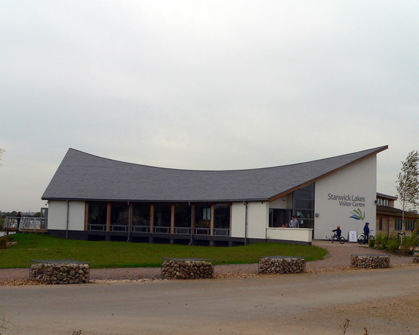 Stanwick Lakes Visitor Centre