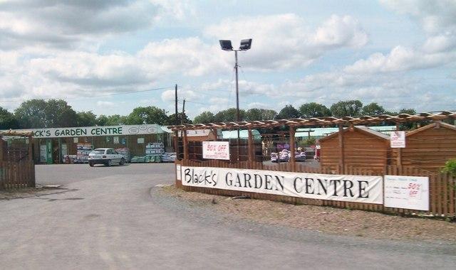 Garden Centre: Black's Garden Centre, Painestown © Eric Jones :: Geograph