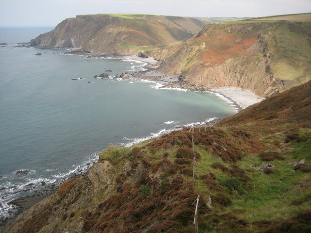 View from Marsland Cliff