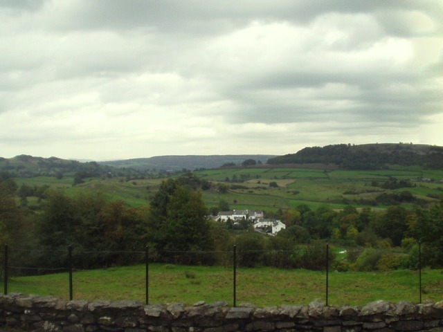 Bowland Bridge from the Mason's Arms