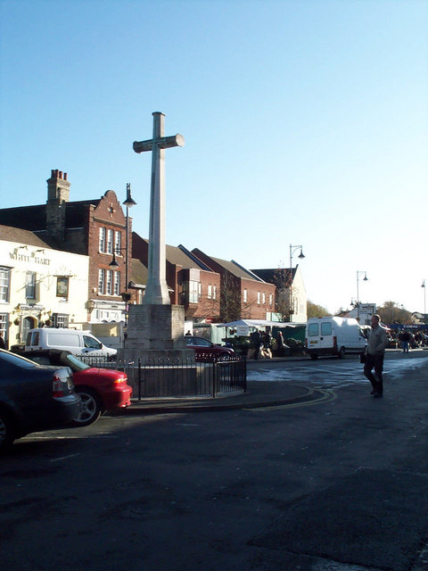 St Ives War Memorial