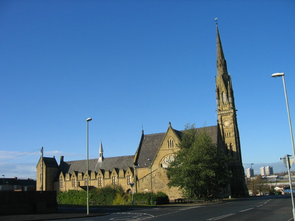 St Andrew's Church Hall, Hebburn
