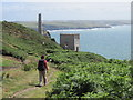 SW6026 : Footpath near Wheal Trewavas by David Medcalf