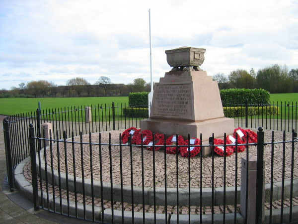 War Memorial, Hebburn