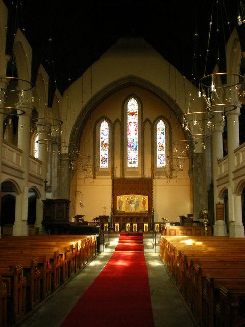 St Luke's and Christ Church, Chelsea,... © Alexander P ...