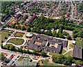 TQ7988 : Aerial view of SEEVIC, Benfleet by Edward Clack